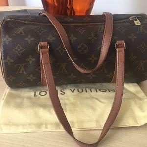 Vintage Louis Vuitton Pappilon 30 monogram